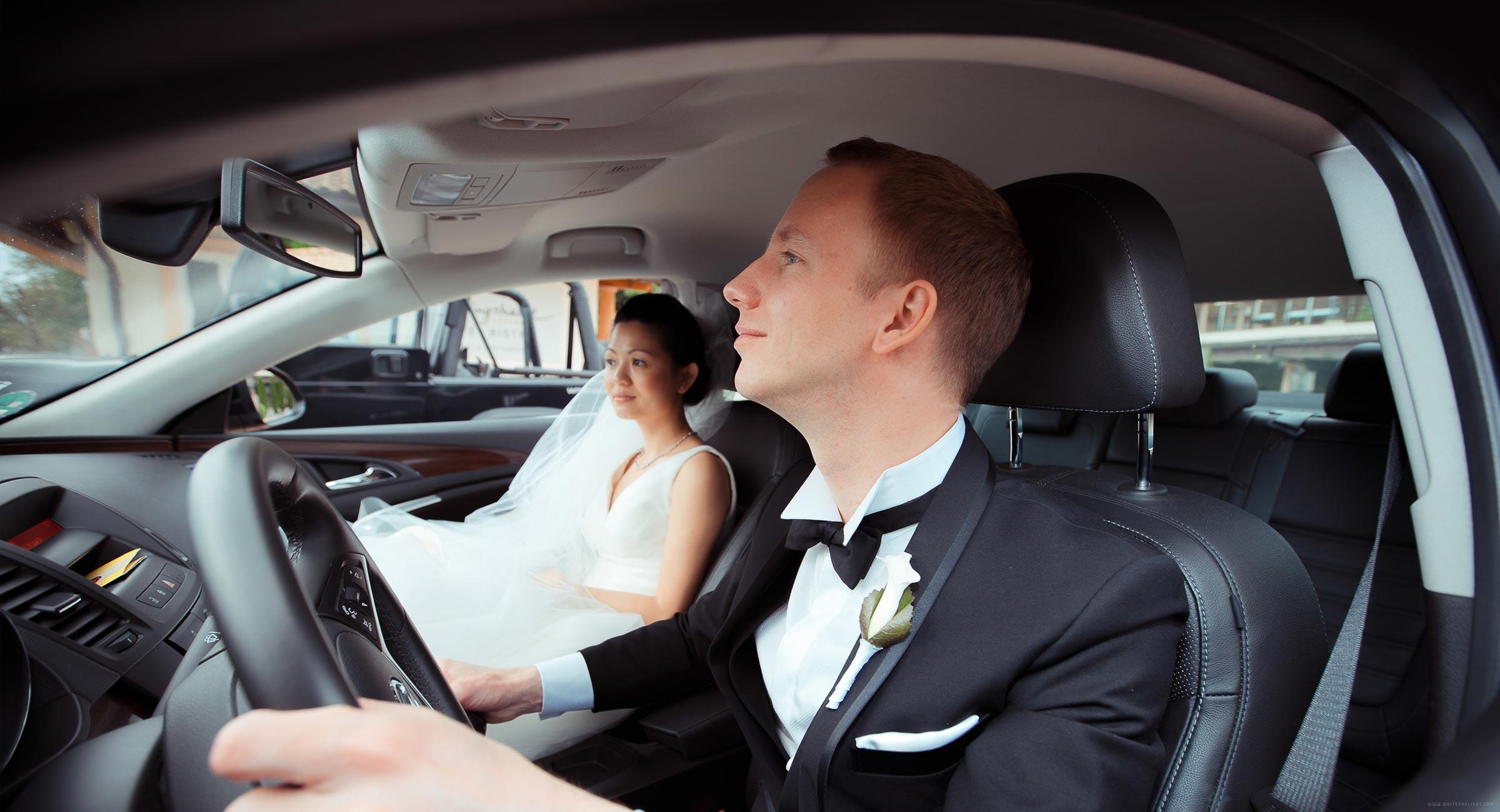 Свадьба на озере Тегернзее