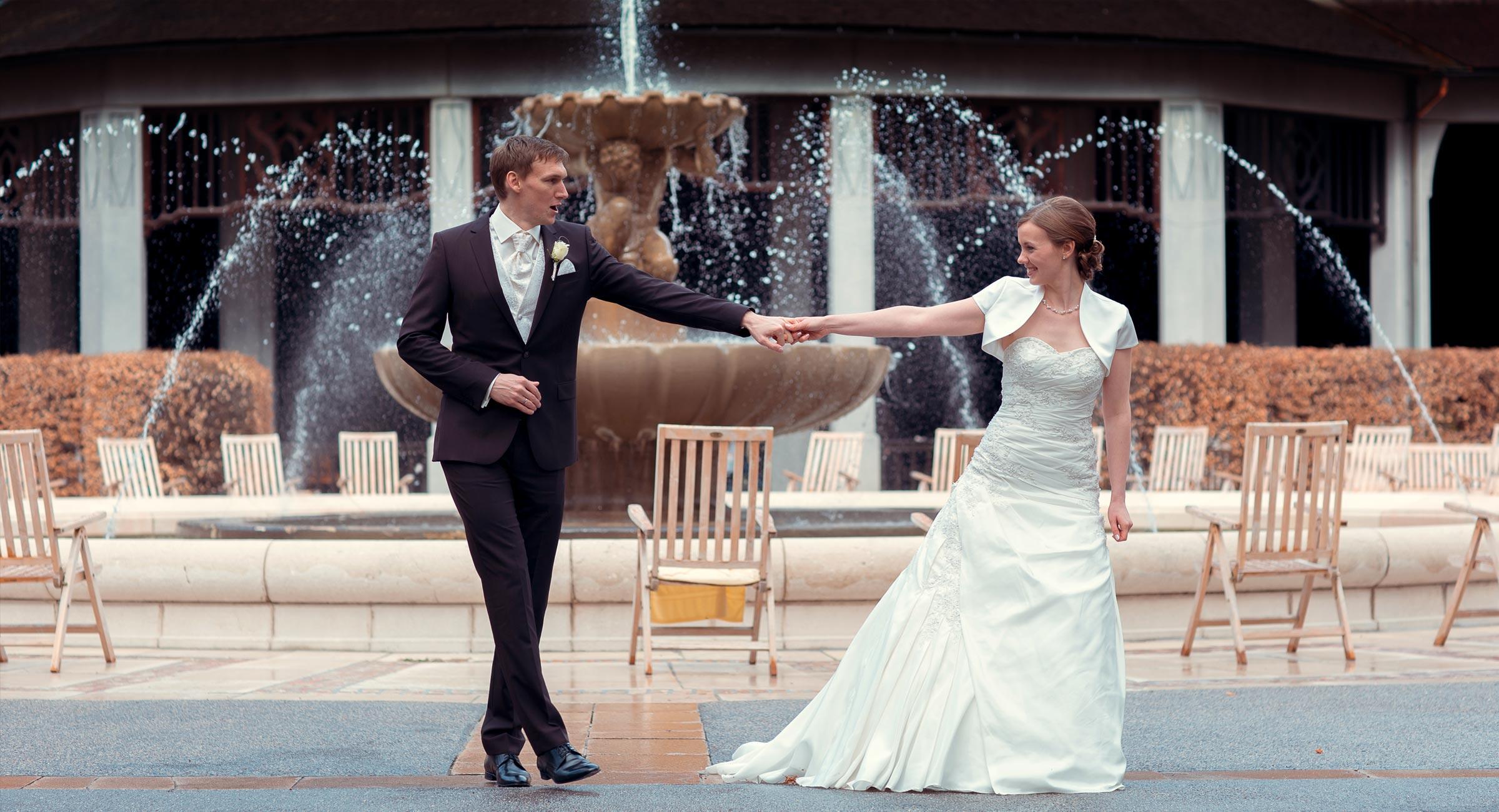 Свадьба в Альпах