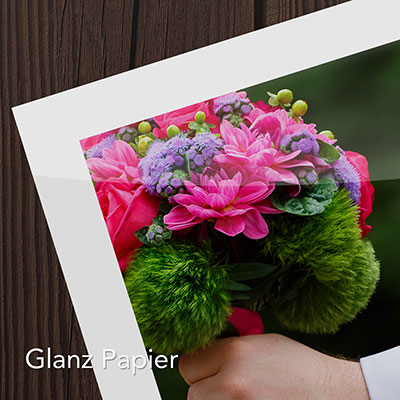Glanz-Papier Preise