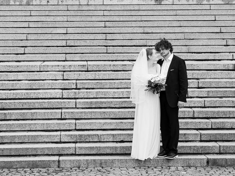 Alles war sehr locker und unkompliziert – Hochzeitsfotograf in München