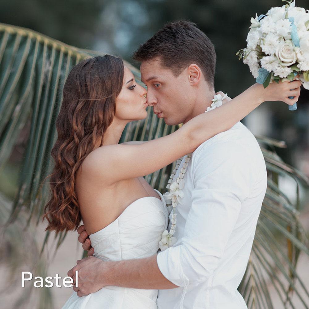 Foto-Tönung Pastell-Effekt – Hochzeitsfotograf in München