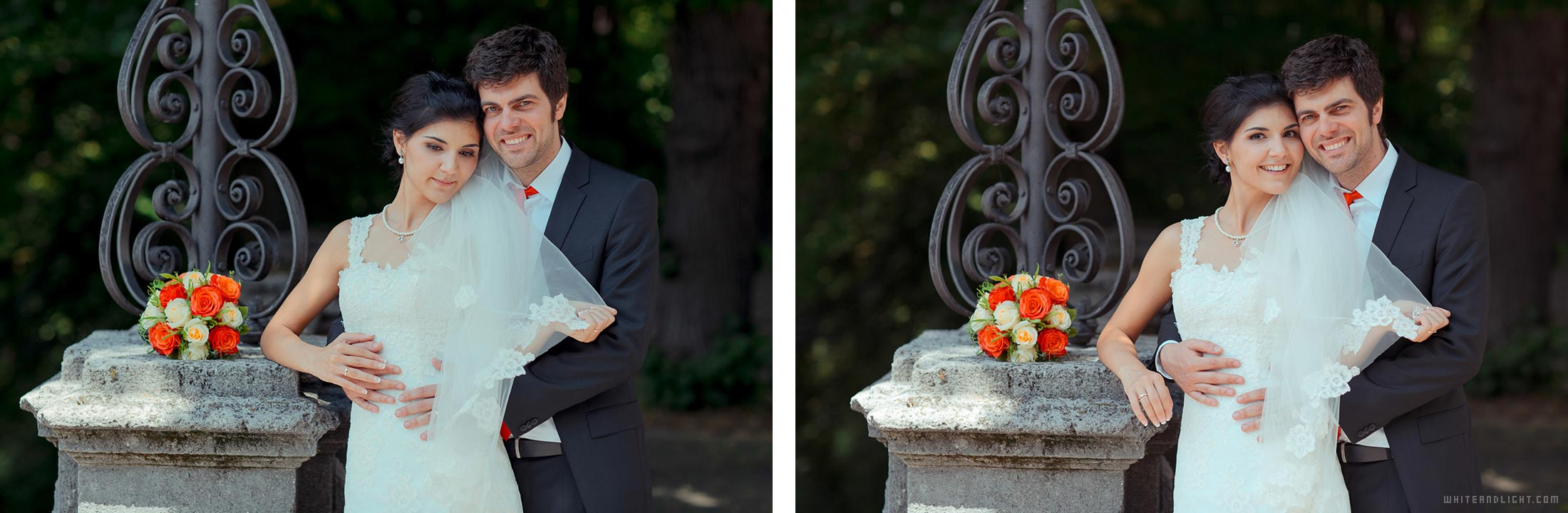 wedding photographer for 2 hours