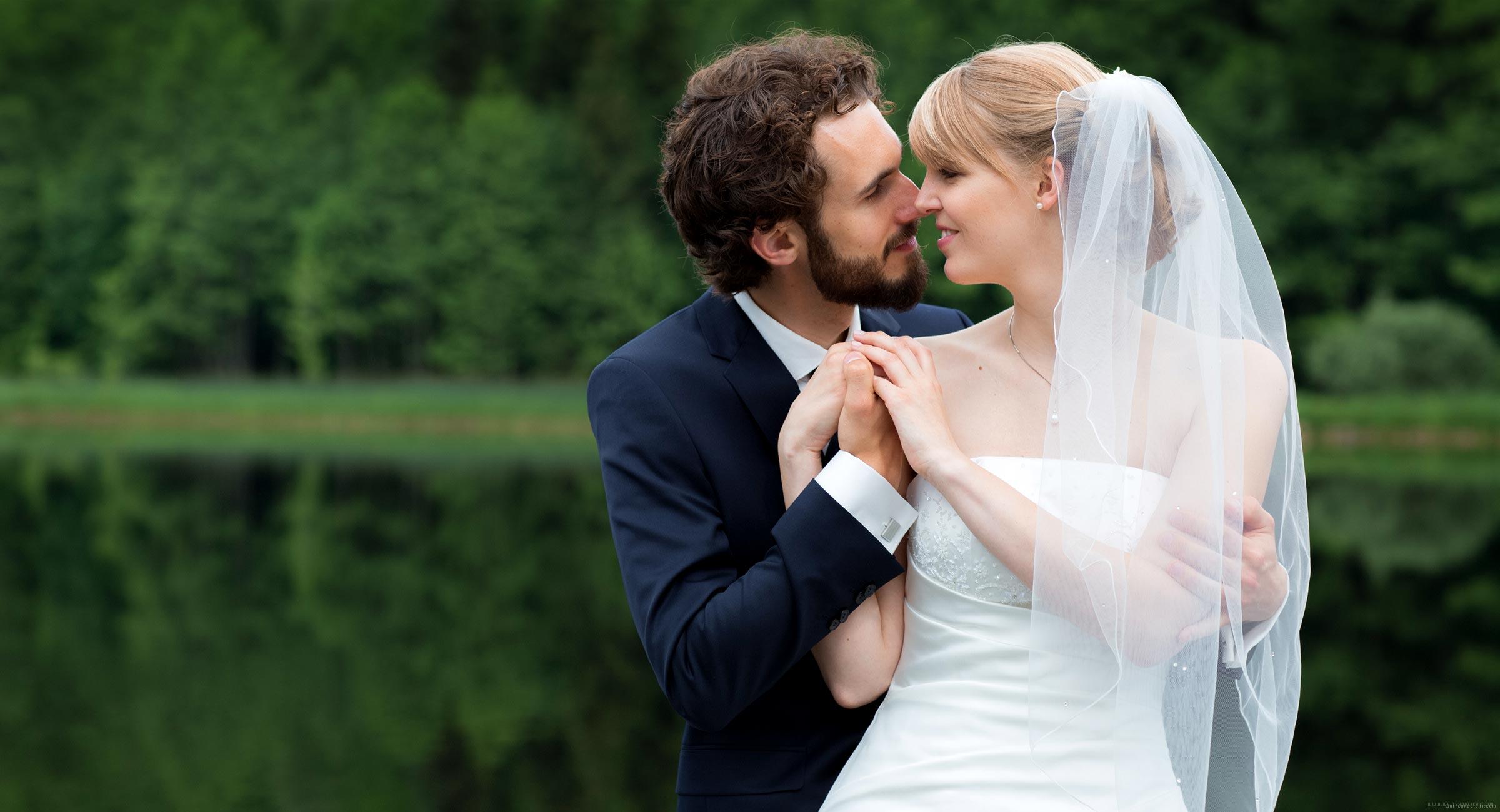Hochzeit an der Ostersee