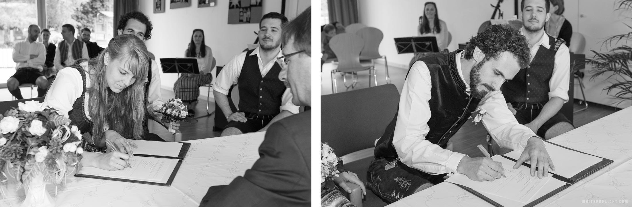 bavarian wedding customs