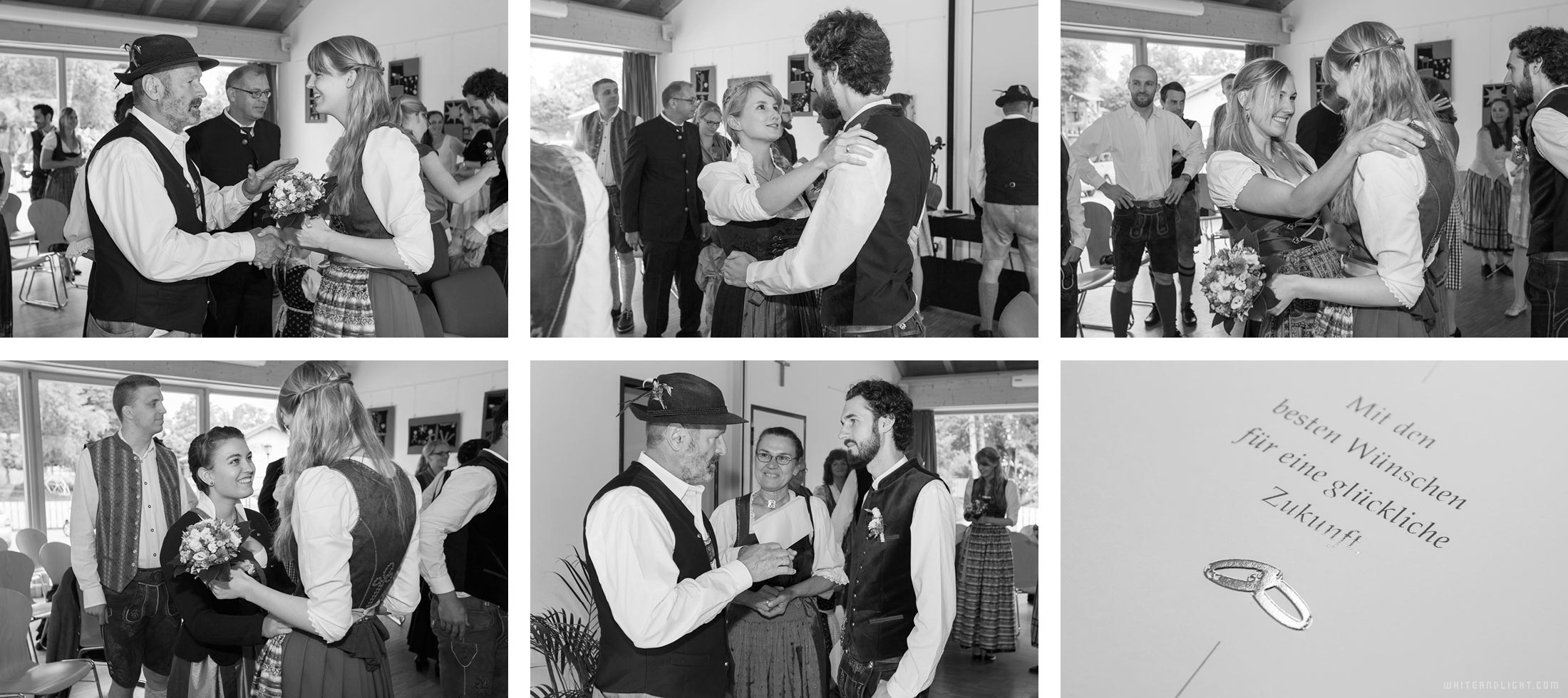 свадьба бавария с гостями