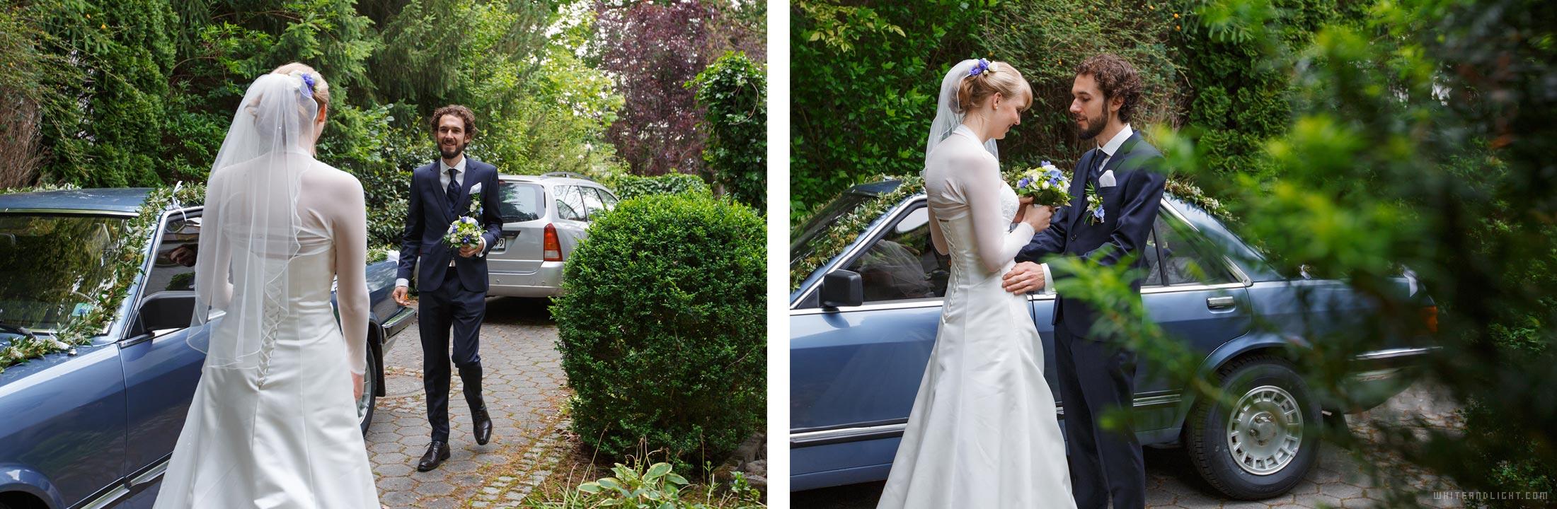 как проходит свадьба баварии