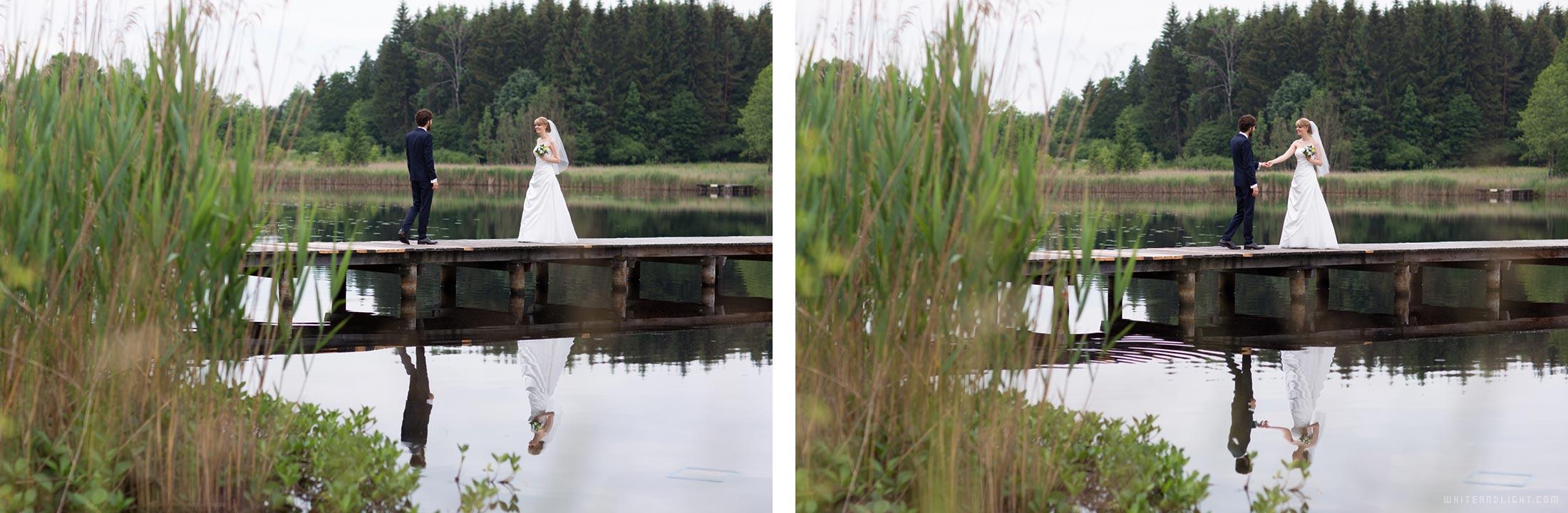 позы для свадебных фото