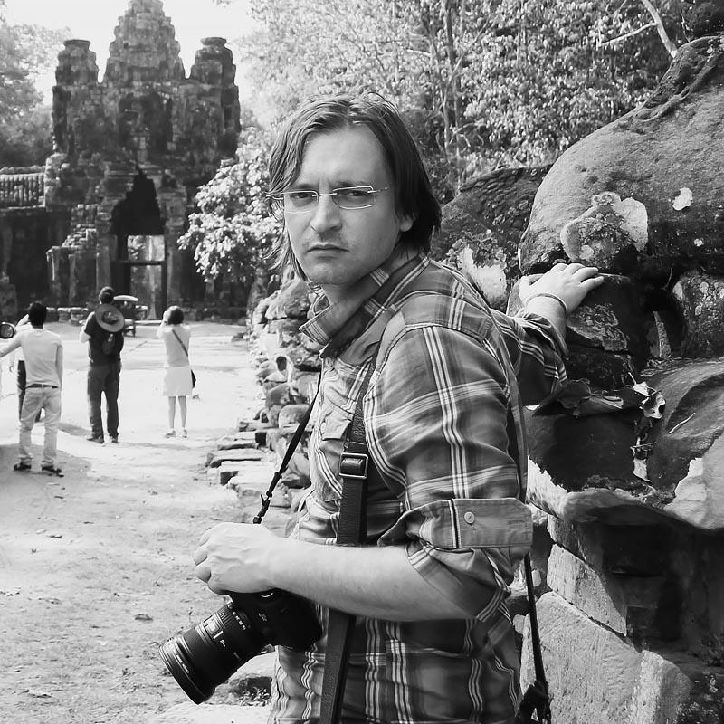 Andrey– Hochzeitsfotograf in München