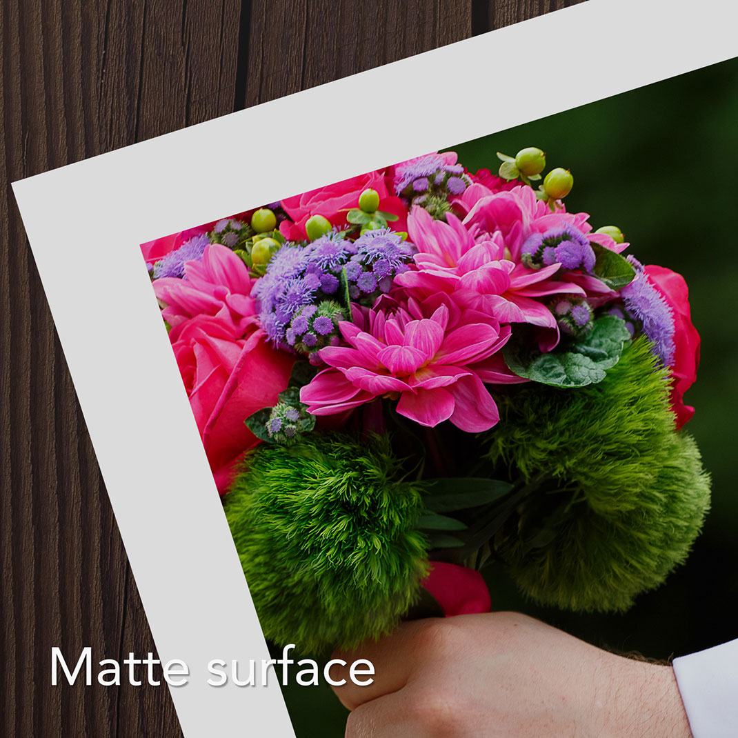 Matte Fotos online bestellen – Hochzeitsfotograf in München